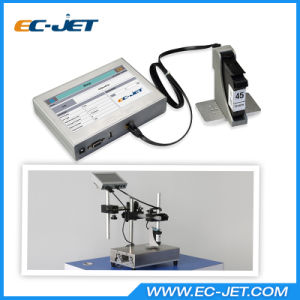 Barcode Printer Continuous Inkjet Printer for Paper Box (ECH700) pictures & photos