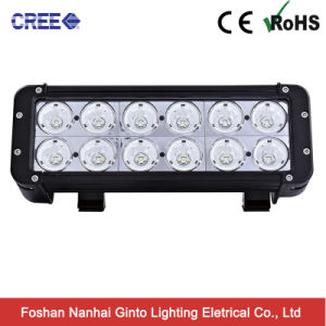 Popular High Power 120W 10.5 Inch Offroad LED Light Bar (GT3302-120W) pictures & photos