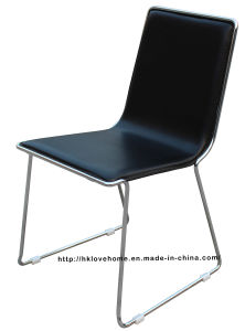 Modern Replica Metal Dining Restaurant Furniture PU Chairs pictures & photos