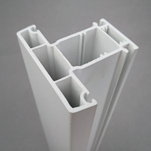 Plastic Building Material PVC Profile Window Door