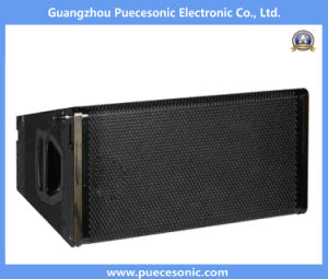 "Q2-Double 10"" Line Array System with PA Professional Loudspeaker"