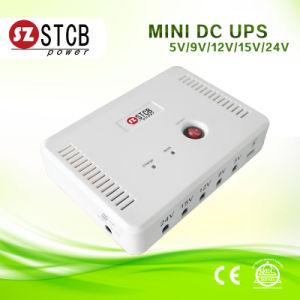 Portable DC Mini UPS 12V 15V 24V for Network