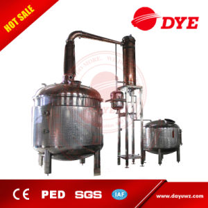 5000L Pot Still with Gin Basket