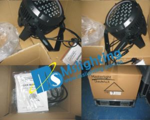LED Waterproof PAR 64 / LED Wall Washer Light LED Stage Light pictures & photos