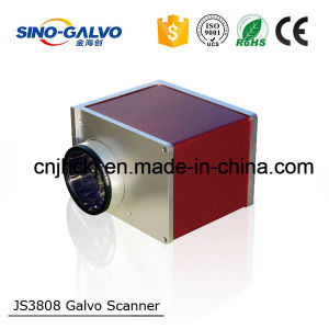 Js3808 Laser Galvo Scanner/Galvanometer Scanner for Laser Cutting pictures & photos
