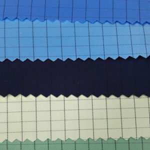 0.5 Grid Anti Static ESD Fabric pictures & photos