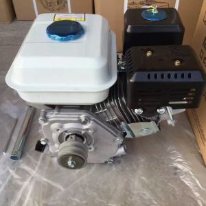 Hot Sale Air-Cooled 4 Stroke 5.5HP 168f Gx160 Gasoline Engine pictures & photos