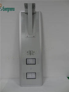70W Integrated Solar LED Street Light with Motion Sensor pictures & photos