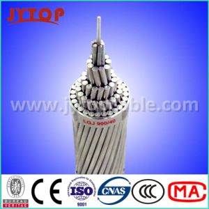 Aluminum Alloy Conductor AAAC Hazel 500mm2 for 132kv Transmission Lines pictures & photos