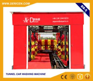 Dericen Ds5 Tunnel Automatic Car Washing Machine with 5 Brushes
