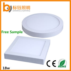 Ce RoHS Approved Warm White Ceiling Light Surface Mount LED Panel Light pictures & photos