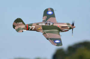 P40 Large Eclectic Aircraft Model RC Foam Airplane