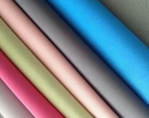 CVC 20*16 120*60 240GSM Dyed Twill 60%Cotton40%Polyester Fabric for T-Shirt Clothing pictures & photos