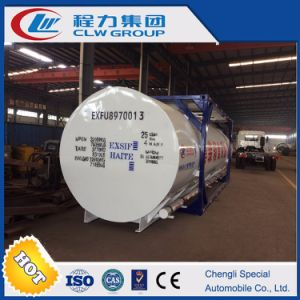 Edible Cooking Oil 25000liters ISO Container Tank for Sale pictures & photos