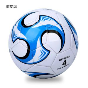 Promotional Printing PVC/TPU/PU Soccer Ball Football pictures & photos