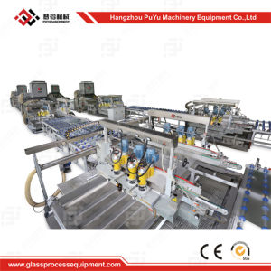 Photovoltaic Module Coating Glass Processing Machine for Glass Production Line pictures & photos