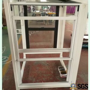 Aluminum Lift up & Down Window, Double Hung Window, Aluminium Window, Aluminum Window, Window K01196