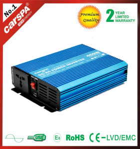400W DC/AC Modified Sine Wave Power Inverter pictures & photos