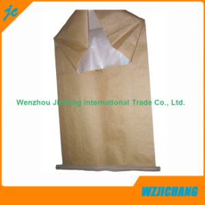 China Factory Price Professional 50kg Cement Plastic Bag Cement Bag pictures & photos