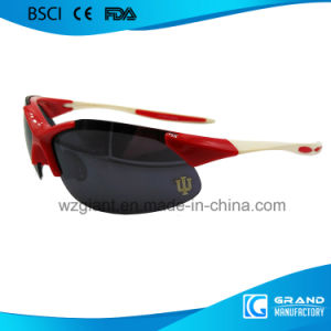 2017 New Product Hot Sell Clear Frame Sport Sunglasses for Men