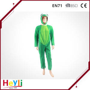 Lovely Adult Party Animal Frog Cosplay Costume pictures & photos