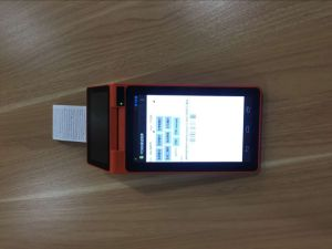Dual Screen Android Based POS NFC Payment Terminal with Printer pictures & photos