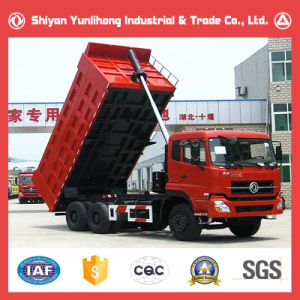 Dongfeng 6X4 Self Loading Cargo Dumper Tipper Truck pictures & photos