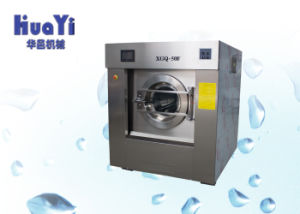 Commercial Laundry Equipment 15kg to 150kg Washer Extractor Machinery Washing Machine pictures & photos