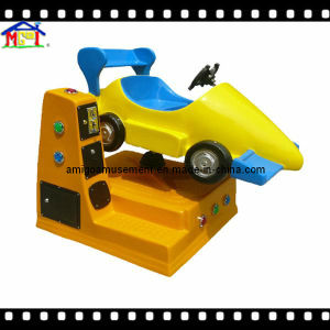 Coin Operated Kiddie Ride Electric Toy Fish Swing Car pictures & photos