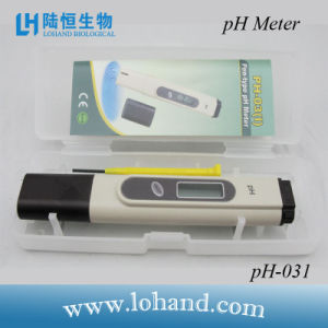 Pen Type pH Meter pH-031&0.00-14.00pH Tester pictures & photos