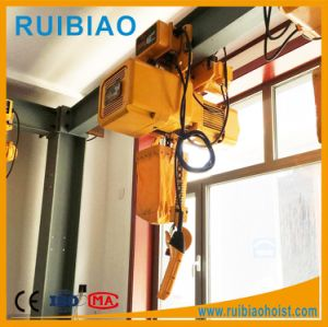 Electric Chain Hoist (Model: XXJZ1015) pictures & photos