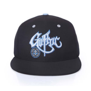 Custom Cheap Snapback Cap (JRN103) pictures & photos