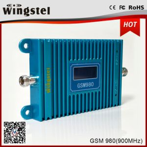 Blue GSM980 900MHz 2g 3G Cell Phone Signal Amplifier pictures & photos