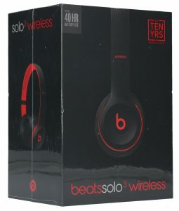 China Beats Solo3 Wireless On Ear Headphones The Beats Decade Collection Black Red China Headphone Price