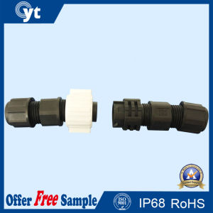 Male Female Waterproof 8 Pin Circular Connector with UL RoHS pictures & photos