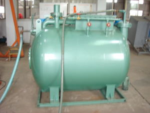 Vessel Waste Water Treatment Device