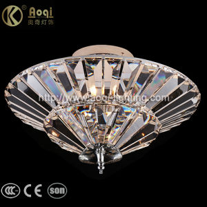 Chrome K9 Crystal Ceiling Light pictures & photos