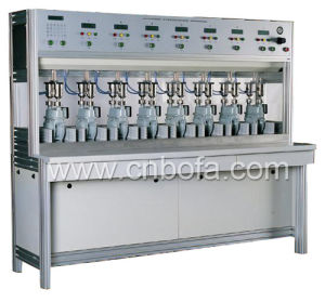 Airproof Test Bench For Complete Gas Meter