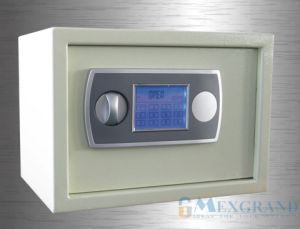 Touchable Screen LCD Safe Box (MG-TCD250-3) pictures & photos