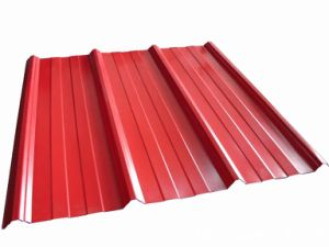 0.2-0.8mm Color Steel Roofing Tile for Roofing