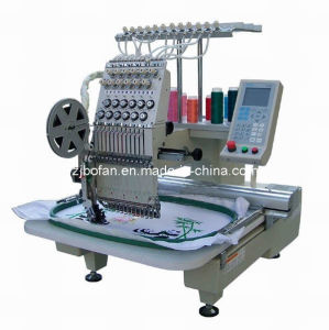 Single Head Cap&T-Shirt Embroidery Machine  (BF-C1201) pictures & photos
