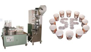Round Tea Bag Sealing Machine (YD-S30) pictures & photos