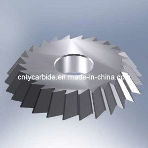 Tungsten Carbide Hobs with Strength and High Hardness for Cutting pictures & photos