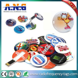 Customs Color Printing USB Flash Drive Card pictures & photos