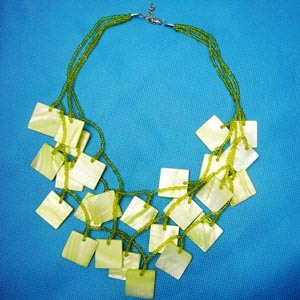 Shell Jewelry--Necklace (NK-147)