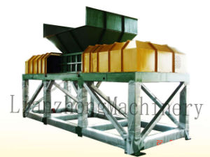 Double Shaft Shredder for Tire/Wood/Big Bags/Electric Wires