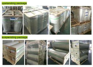 Metallized Pet Film Food Grade (CY1409-12u) pictures & photos