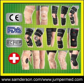 Knee Support / Brace / Splint (JM-KN0101~03001)