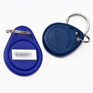 RFID Key Tag/RFID Tag Used in Time Attendance and Access Control