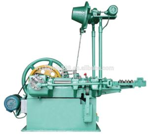 Automatic Galvanzied Roofing Nail Making Machine pictures & photos